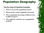 Population Geography - Mounds View Public Schools