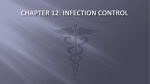 Chapter 12: Infection Control