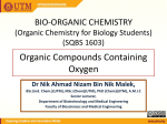FUNCTIONAL GROUPS ORGANIC COMPOUNDS CONTAINING