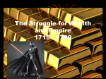 Ch 9 struggle for wealth and empire