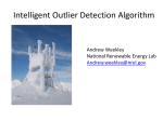 Anomaly Detection Algorithms by Andrew Weekley