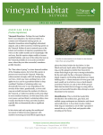 SPECIES ACCOUNT - The Nature Conservancy
