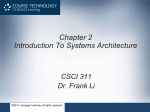 Slides 2 - USC Upstate: Faculty