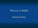 The US in WWII - BTHS World History