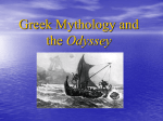 Greek Mythology PowerPoint