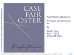 Principles of Economics, Case and Fair,9e