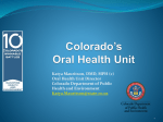 Cavity Free Colorado