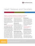 Heart Diseases and Disorders