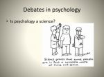 is psyc a science ppt