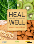 A Cancer Nutrition Guide - American Institute for Cancer Research