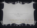 What are Musical Instruments