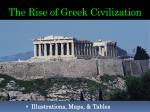 DOCA Ch 2 The Rise of Greek Civilization