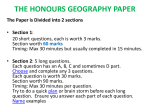 junior cert paper breakdown and 2010 sample