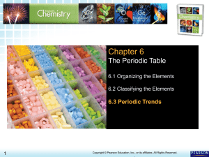 6.3 Periodic Trends - mcknight907chemistry