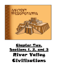 River Valley Civilizations - East Penn School District