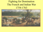 French and Indian War Power Point