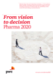 From vision to decision Pharma 2020