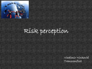 Risk - TransConflict