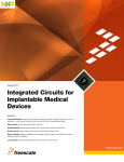 Integrated Circuits for Implantable Medical Devices