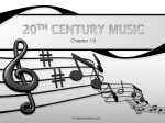 20th Century Classical Music