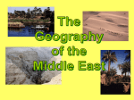 Middle East Powerpoint