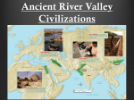 Ancient River Valley Civilizations Powerpoint