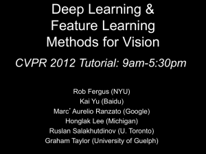 LeCun - NYU Computer Science