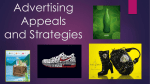 Advertising Appeals and Strategies
