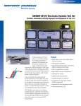 AN/GSM-397(V) Electronic Systems Test Set