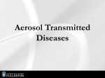 Aerosol Transmitted Diseases - Fullerton, School of Nursing