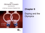 history of doping