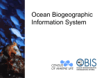 OBIS - Scientific Committee on Oceanic Research
