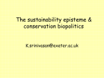 Biopower in wildlife conservation More-than