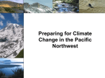 Pacific Northwest Climate Variability and Change