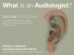 A Career in Audiology - American Academy of Audiology