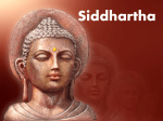 Siddhartha * Background Information on the Novel, Buddhism