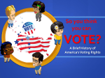 Voting Rights PPT MASTER