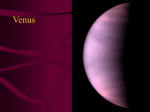 Venus - University of Chicago Math