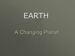 A Changing Planet - Illinois State University
