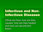 Infectious and Non-Infectious Diseases