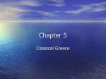 Chapter 5 - world history