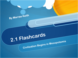 2.1 Flashcards - worldhistory-west