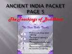 Ancient India Packet Page 5