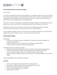 Web and Marketing Communications Designer Job Summary As a
