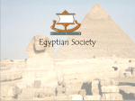 Egyptian Society - Cherry Creek Academy