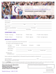 sponsorship commitment form