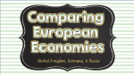 European Economies Power Point