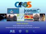 Global Ocean Climate Observations