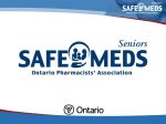 Safe Meds for Seniors