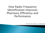 How Radio Frequency Identification Improves Pharmacy Efficiency